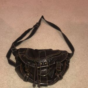 Adjustable Cross Body Bag
